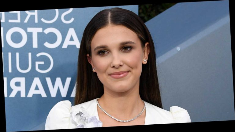 Millie Bobby Brown linked to rock star's handsome son, plus more celeb love news