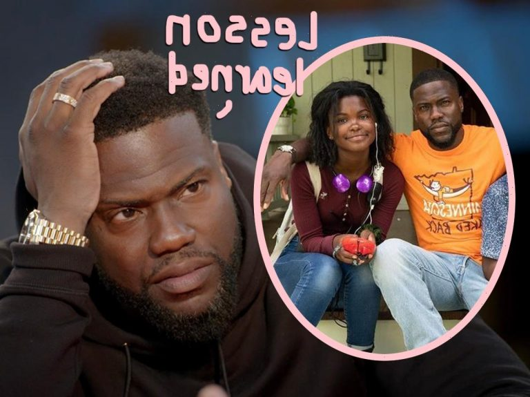 Kevin Hart On How His Teenage Daughter Reacted After He Cheated On Wife Eniko