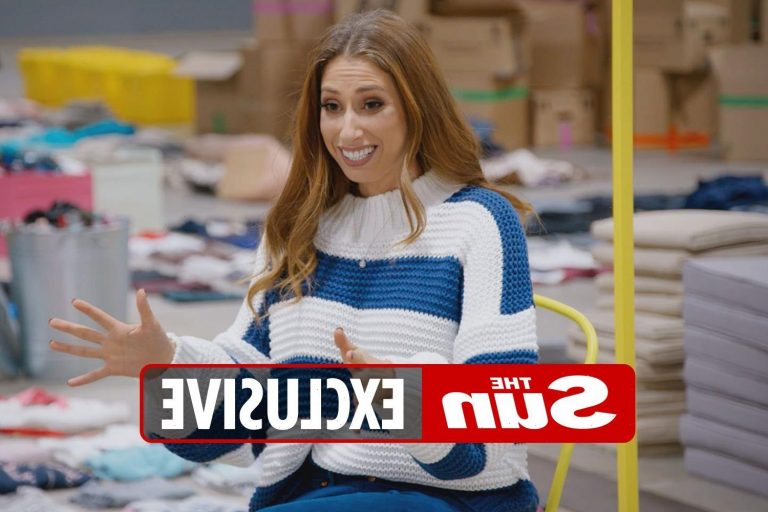 Stacey Solomon's new BBC show Sort Your Life Out has landed a second series – before the first has even aired