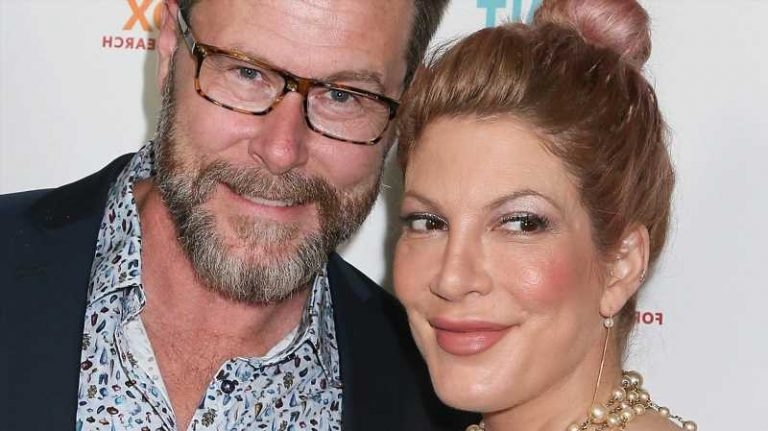 Why Are Tori Spelling And Dean McDermott Sleeping In Different Rooms?