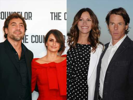 All the Celebrity Couples Who Met on Set