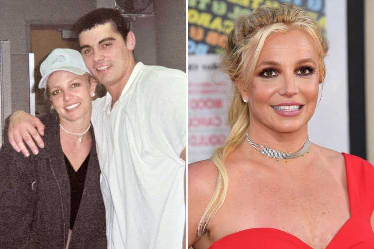 Britney Spears' ex husband reveals they consummated their marriage in the back of a limo in Vegas