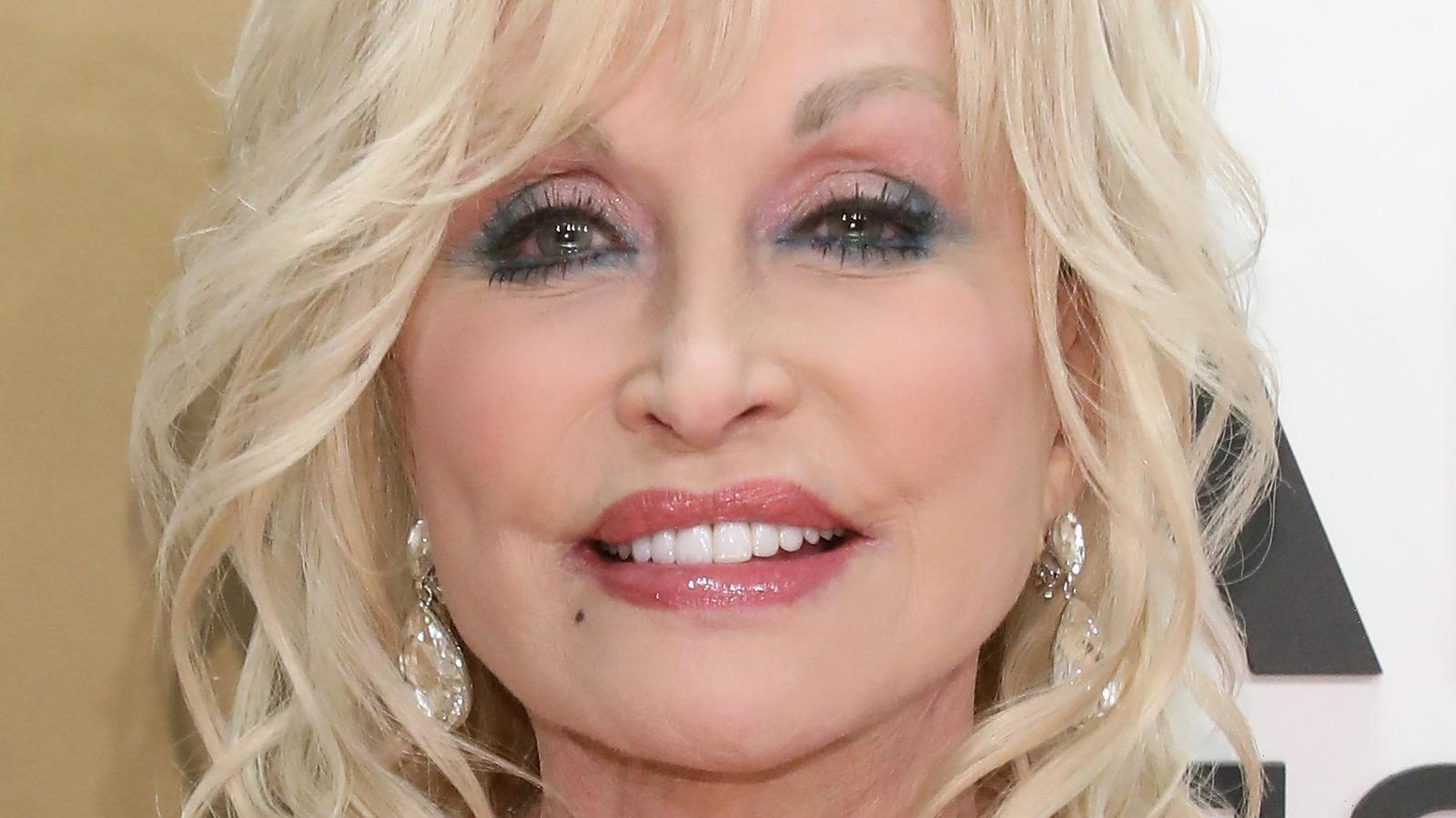 Dolly Parton Has Insurance On This Part Of Her Body