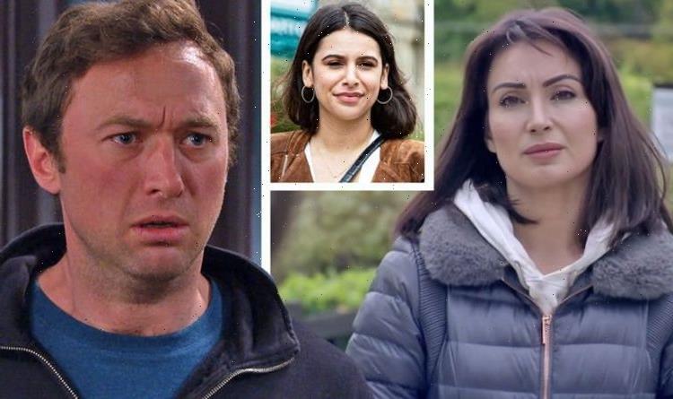 Emmerdale's Liam Cavangh dumps Leyla and falls for Meenas friendly ploy in romance twist?