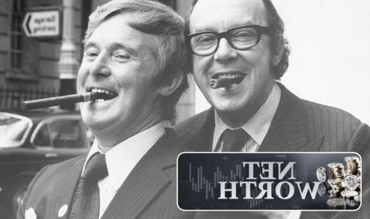 Eric Morecambe and Ernie Wises net worth as lost first show tape gets aired