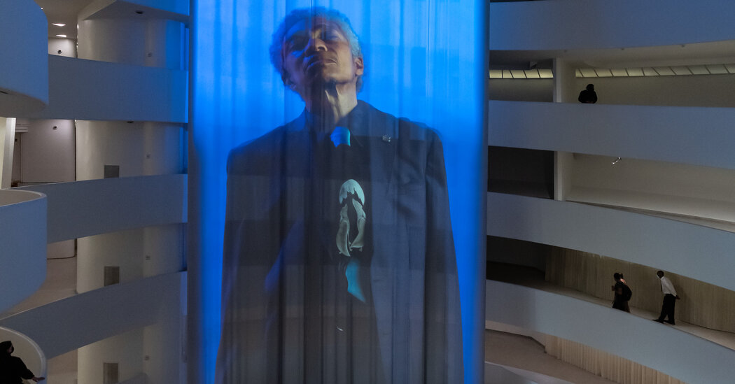 How the Guggenheim Got Its Groove Back