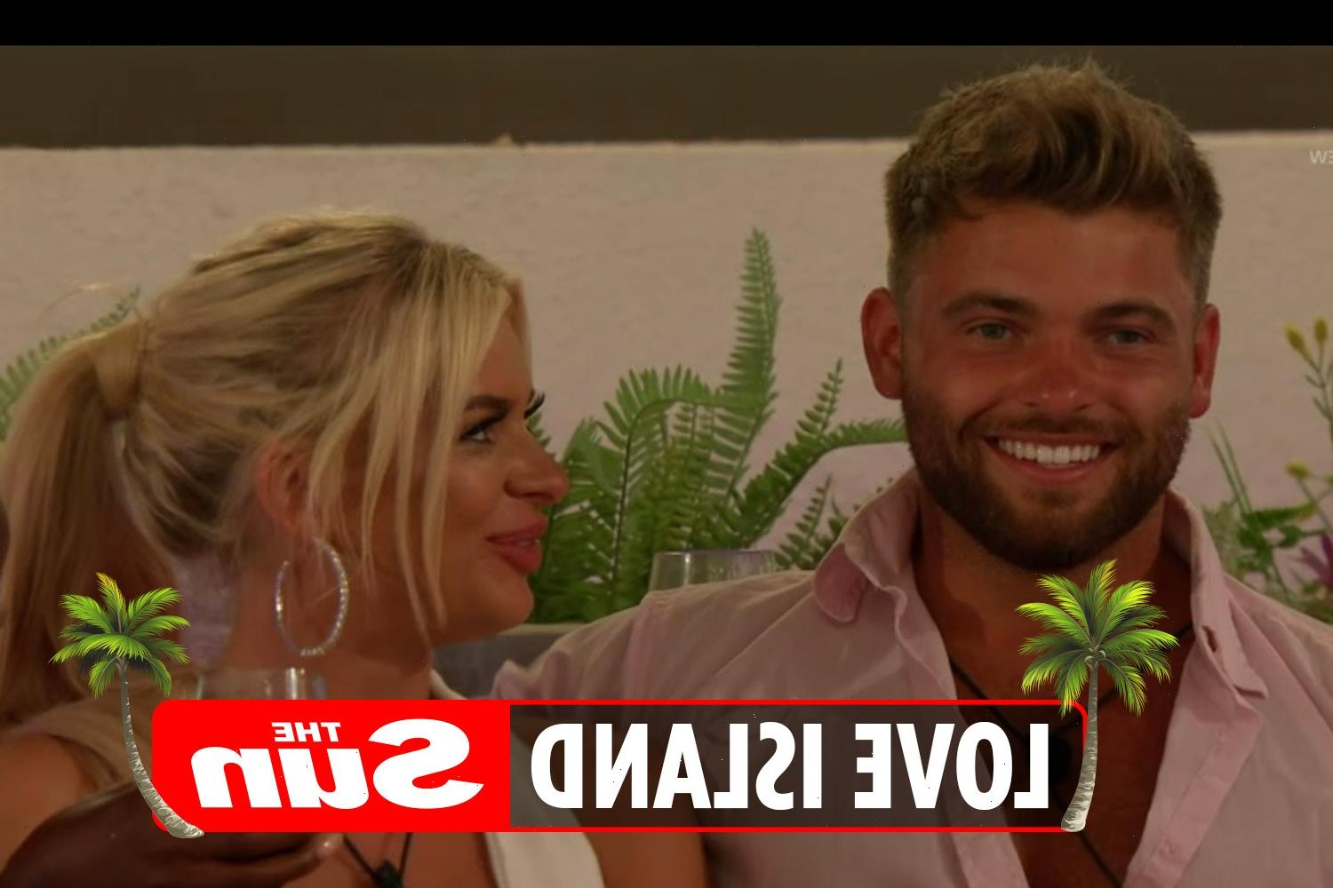 Love Island fans spot sign Jake 'doesn't actually like' Liberty as he's quizzed over 'having a girlfriend'