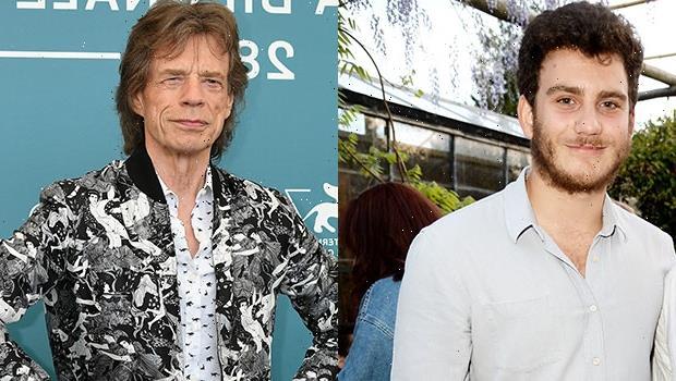 Mick Jaggers Son Gabriel, 23, Marries Anouk Winzenried In Private London Wedding