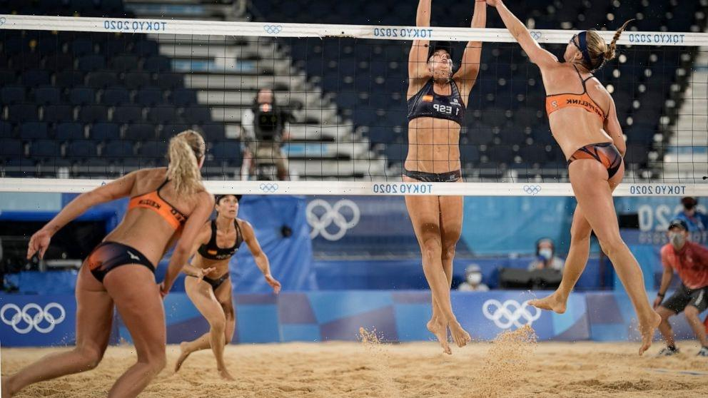 Olympic broadcasters curb sexual images of female athletes