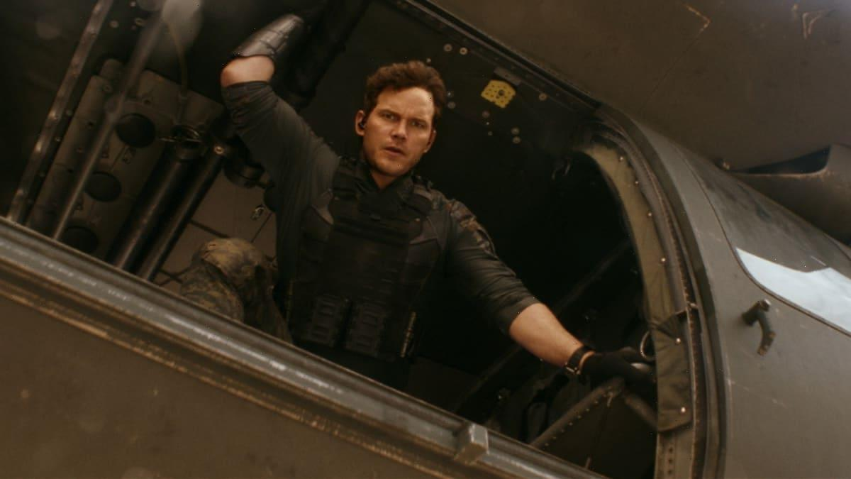 'The Tomorrow War' Beats 'Luca' as Most-Streamed Movie in Nielsen's Weekly Rankings
