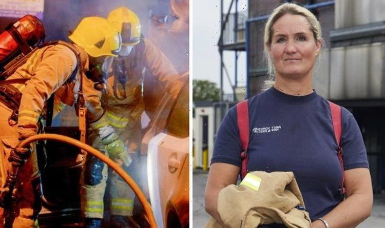 Yorkshire Firefighters: Which Fire and Rescue Service feature in BBC series?