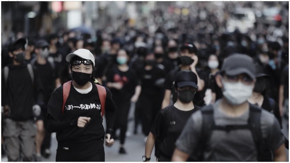 Faceless Director on Centering on the Individuals Behind the Hong Kong Protests: These Are Human Decisions, Human Lives We're Dealing With