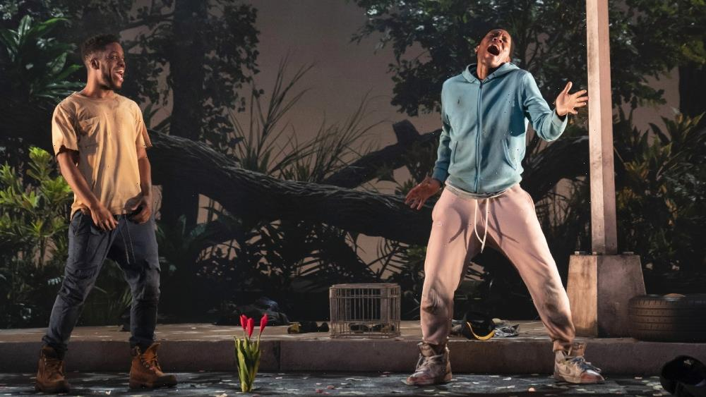 Pass Over Review: Antoinette Nwandus Play Reignites Broadway