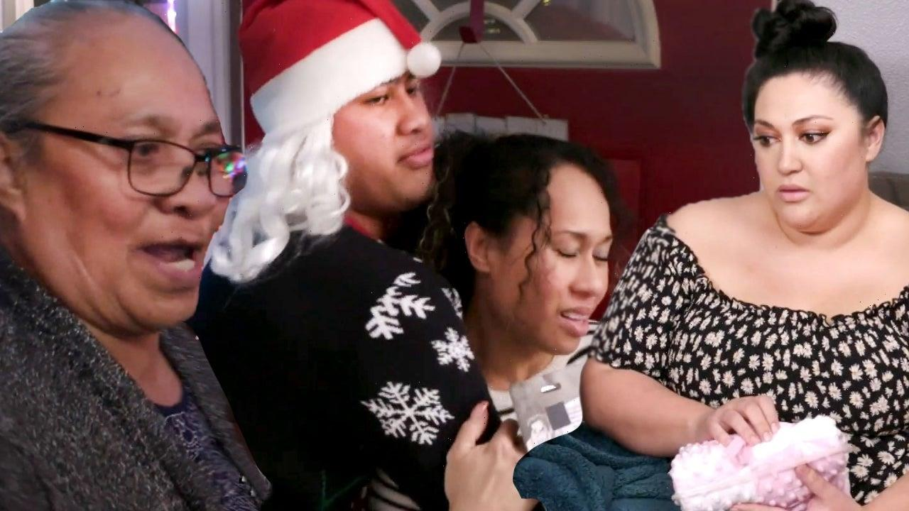 '90 Day Fiancé': Asuelu and Kalani Face Off With His Mom and Sister