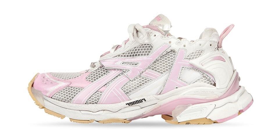Balenciaga Gives Its Runner Sneaker an Early 2000s Rework