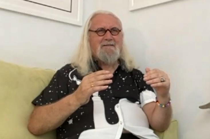 Billy Connolly reveals his hand is starting to 'jump around' as his Parkinson's worsens