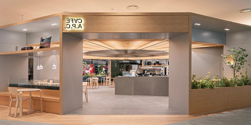 CAFÉ A.P.C. Arrives in South Korea