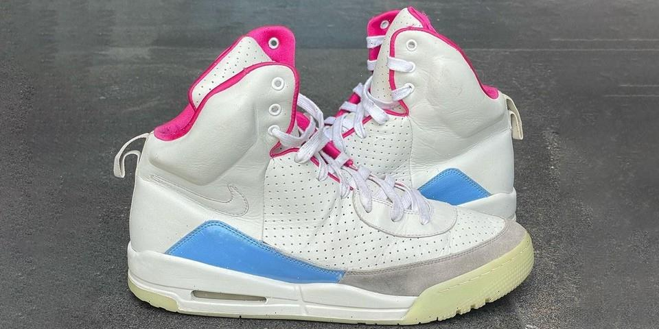 Check Out This Never-Before-Seen Nike Air Yeezy 1 Wear Test Sample