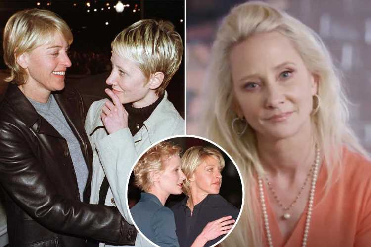 DWTS Anne Heche reveals past relationship with Ellen DeGeneres got her 'fired' from movie and 'ruined' film career