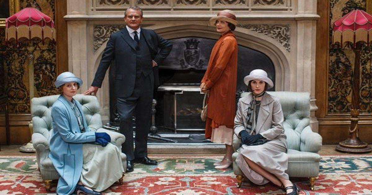 Downton Abbey reveals second film title will be Downton Abbey: A New Era