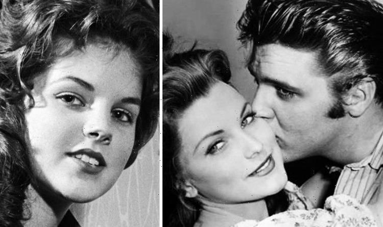 Elvis was obsessed with co-star Debra Paget and proposed: Priscilla even looked like her