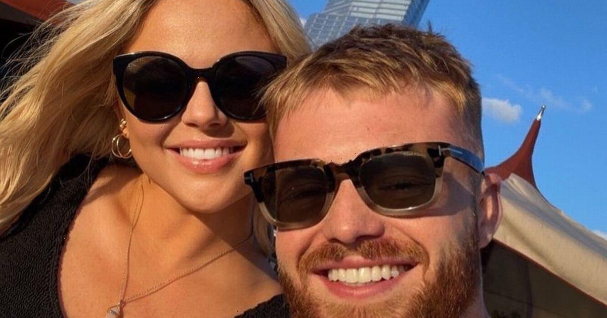 Emily Atack and model boyfriend split after five months of dating, claim pals