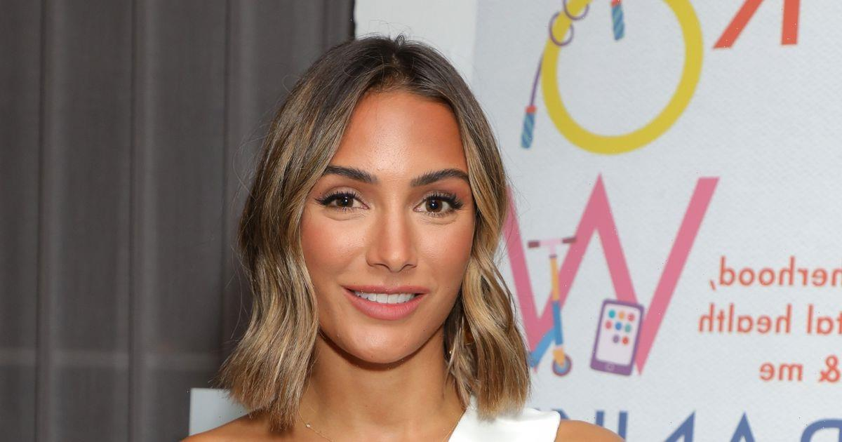 Frankie Bridge told by doctor to stay on antidepressants to survive pregnancy