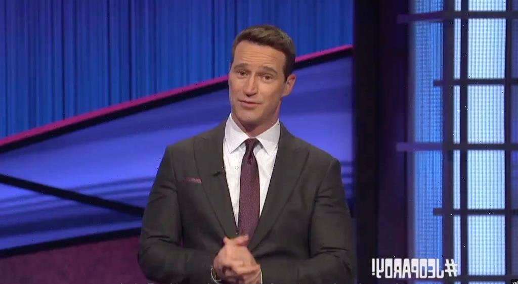 Hollywood Celebrates Around Online Bonfire As Mike Richards Steps Down As Jeopardy! Host