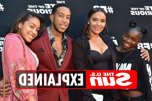 How many kids does Ludacris have?