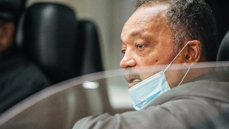 Jesse Jackson Moved to Rehab, Wife in ICU Following COVID-19 Diagnosis