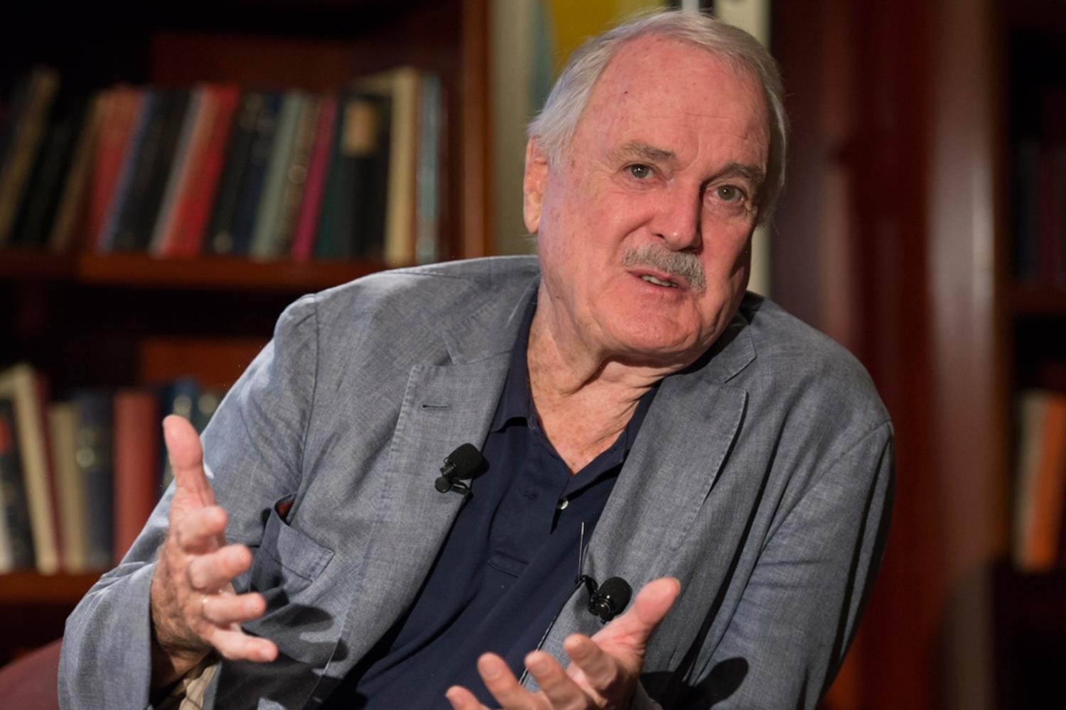 John Cleese to tackle 'minefield of cancel culture and wokeness' in new Channel 4 series