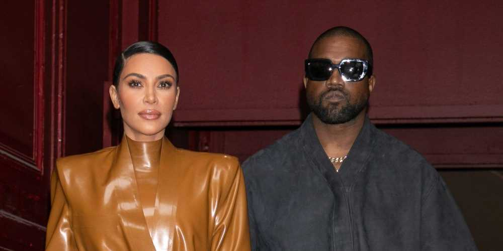 Kanye West Is Reportedly Trying to Get Back Together with Kim Kardashian