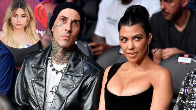 Kourtney Kardashian and Travis Barker Pack on the PDA in Italy