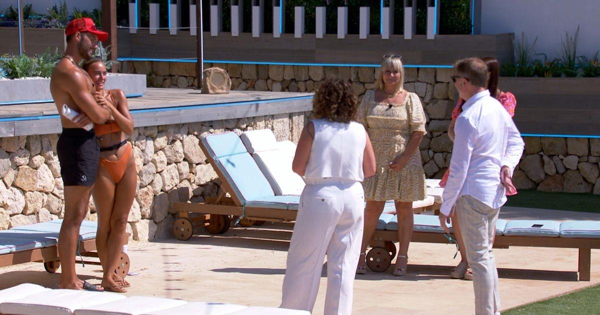 Love Island spoiler: Friends and family have their say as they arrive in the villa