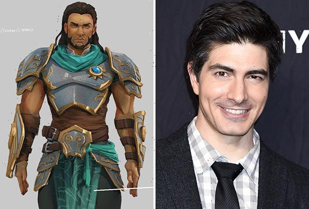Magic: The Gathering: Brandon Routh to Lead Netflix Animated Series in 2022