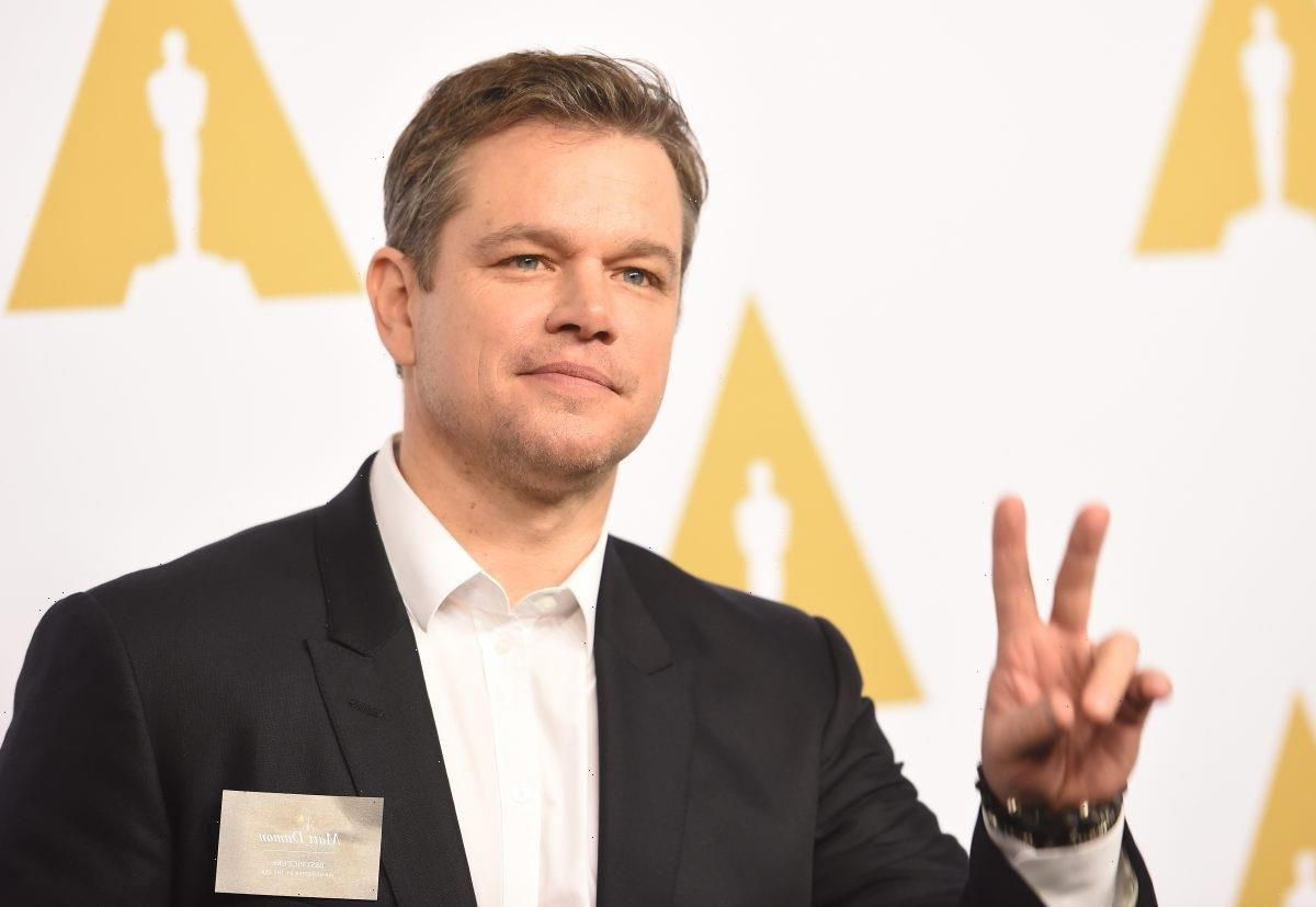 Matt Damon Was Just Called a 'Fake Patriots Fan' By This Person