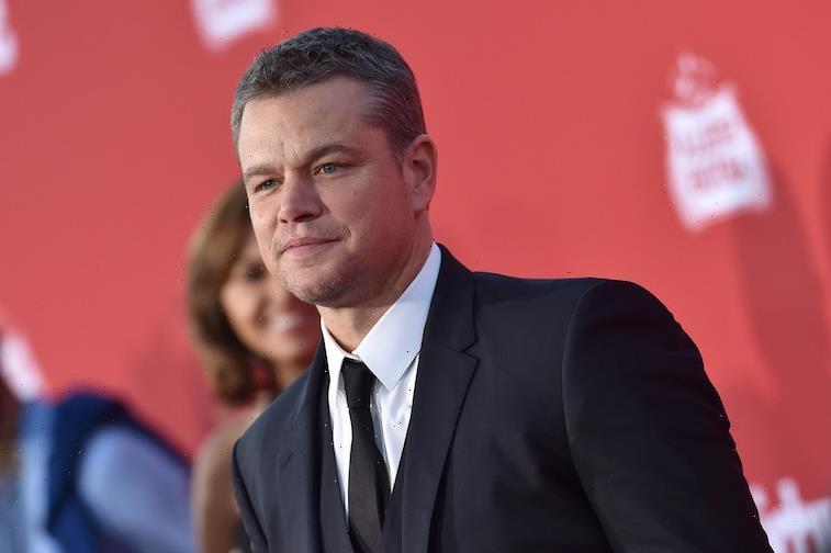 Matt Damon's Net Worth: Here's How the Actor Spends His Millions