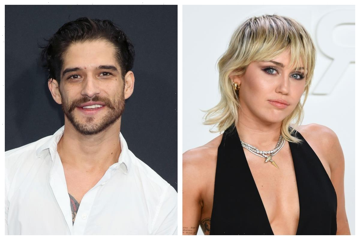 Miley Cyrus Was 'Teen Wolf' Star Tyler Posey's First Kiss