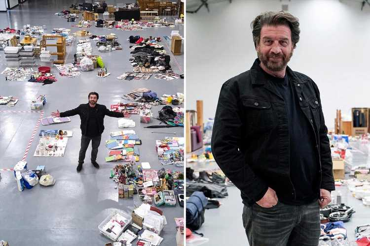 Nick Knowles reveals family's nightmare reaction after overhauling home on Big House Clearout