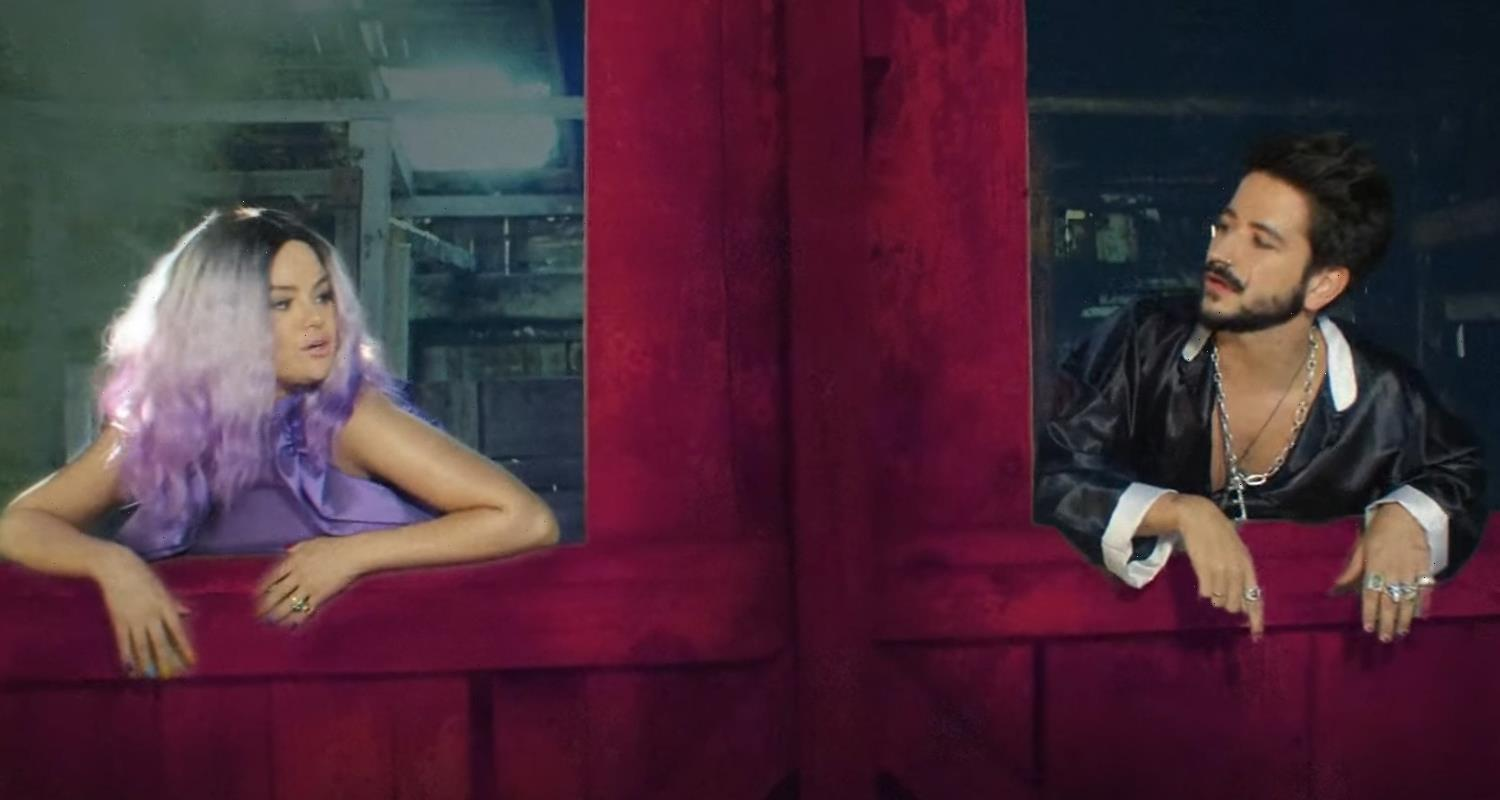 Selena Gomez Drops New Song 999 with Camilo  Watch the Video!