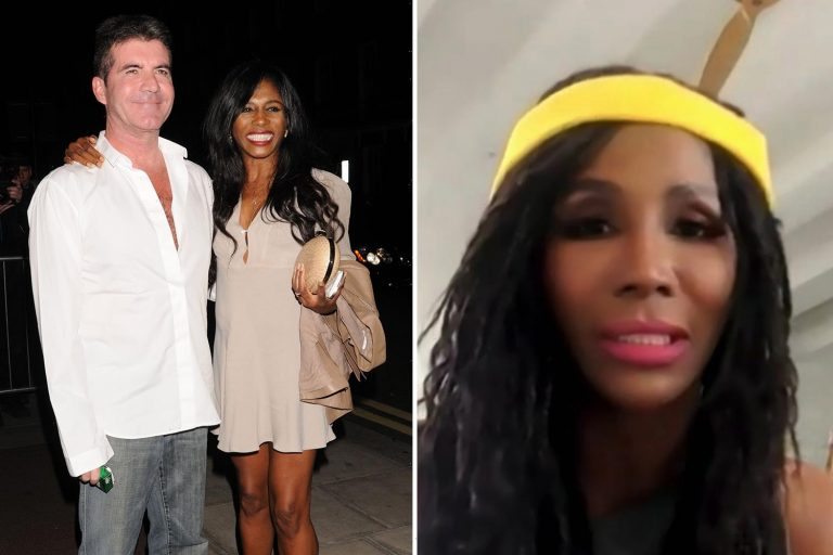 Simon Cowell failed to tell best pal Sinitta he'd cancelled The X Factor – despite promising to make her a judge on show