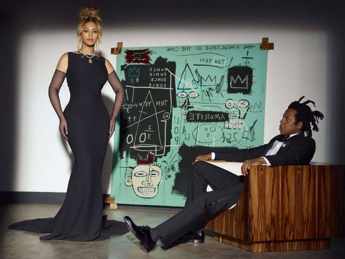 The Mystery of the Basquiat That Co-Stars in Beyoncés Tiffany Ad