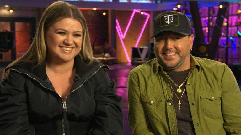 'The Voice' Season 21: Jason Aldean Is Team Kelly's Battle Advisor!