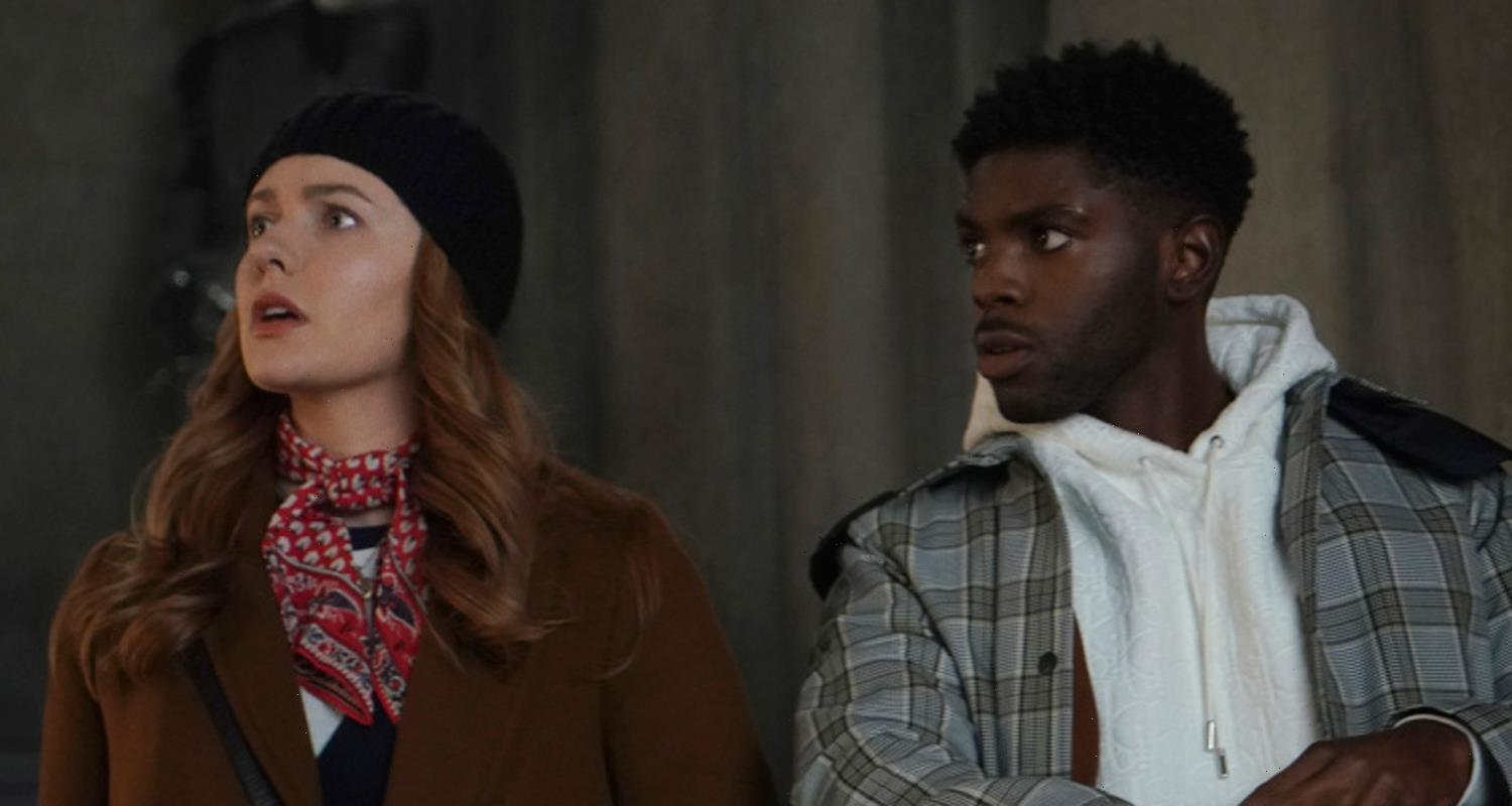 Tian Richards Nancy Drew Spinoff Tom Swift Ordered To Series at The CW!