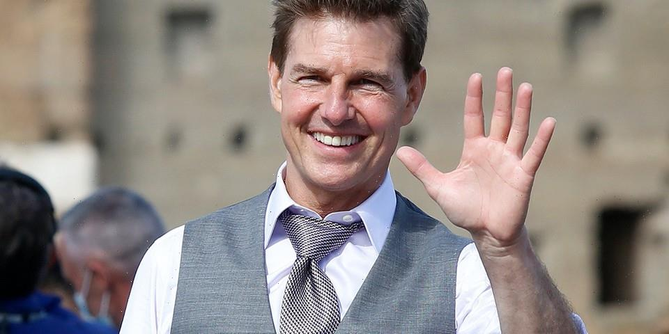 Tom Cruise Has Had His BMW Stolen Whilst Filming 'Mission: Impossible 7'