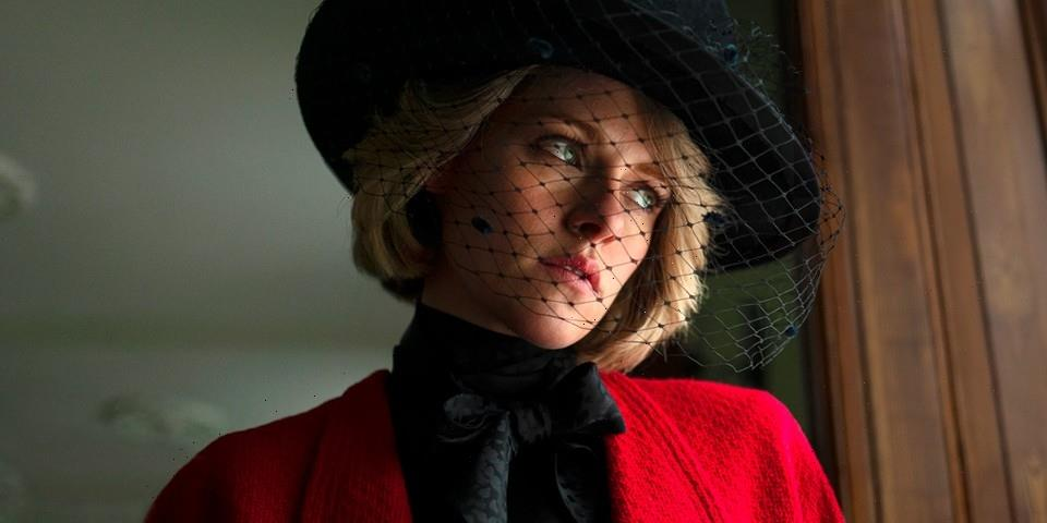 Watch the First Trailer for 'Spencer' Starring Kristen Stewart as Princess Diana