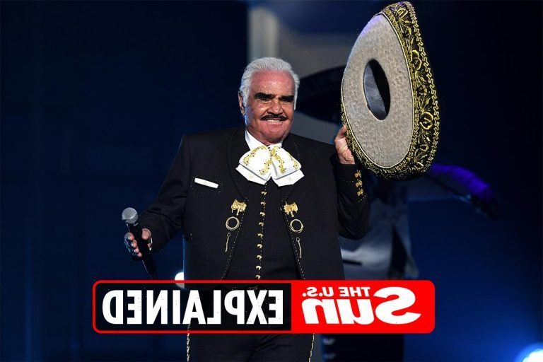 What is Vicente Fernández's net worth?