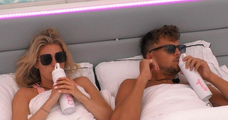What time do the Love Island cast wake up and go to bed?