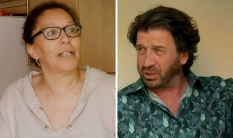 Youre lying! Nick Knowles has family stunned on House Clearout after unveiling clutter