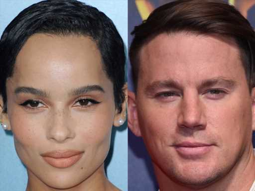 Zoë Kravitz & Channing Tatum May Be On Their First Couples Trip in These New Photos
